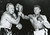 Archie Moore and Muhammad Ali . Denver Post Library photo archive