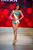 Miss Japan Ayako Hara competes in her Kooey Australia swimwear and Chinese Laundry shoes during the Swimsuit Competition of the 2012 Miss Universe Presentation Show at PH Live in Las Vegas, Nevada December 13, 2012. The 89 Miss Universe Contestants will compete for the Diamond Nexus Crown on December 19, 2012. REUTERS/Darren Decker/Miss Universe Organization/Handout