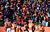 Broncos fans cheer after Denver Broncos wide receiver Trindon Holliday (11) scores a touchdown in the first quarter. The Denver Broncos vs Baltimore Ravens AFC Divisional playoff game at Sports Authority Field Saturday January 12, 2013. (Photo by AAron  Ontiveroz,/The Denver Post)