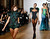 Models wear creations by Bulgarian designers Livia Stoianova and Yassen Samouilov for On Aura Tour Vu's Spring Summer 2013 Haute Couture fashion collection, presented in Paris, Wednesday, Jan.23, 2013. (AP Photo/Remy de la Mauviniere)