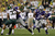 Angelo Pease #8 of the Kansas State Wildcats runs the ball against the Oregon Ducks during the Tostitos Fiesta Bowl at University of Phoenix Stadium on January 3, 2013 in Glendale, Arizona.  (Photo by Ezra Shaw/Getty Images)