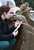 Keeper Sarah Hall helps count some of the meerkats as part of the annual stock take at Bristol Zoo on January 2, 2013 in Bristol, England. The annual animal 'census' is carried out at the start of each year and includes stocktaking more than 400 species; from tiny insects, fish and birds, to seals, gorillas and monkeys.  (Photo by Matt Cardy/Getty Images)