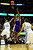 Los Angeles Lakers shooting guard Kobe Bryant (24) takes a jumper over Denver Nuggets small forward Corey Brewer (13) during the second half of the Nuggets' 126-114 win at the Pepsi Center on Wednesday, December 26, 2012. AAron Ontiveroz, The Denver Post