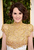 Actress Michelle Dockery arrives at the 70th Annual Golden Globe Awards held at The Beverly Hilton Hotel on January 13, 2013 in Beverly Hills, California.  (Photo by Jason Merritt/Getty Images)