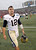 Pittsburgh quarterback Tino Sunseri (12) walks off the field following their 38-17 loss to Mississippi in the BBVA Compass Bowl NCAA college football game at Legion Field in Birmingham, Ala., Saturday, Jan. 5, 2013.  (AP Photo/Butch Dill)