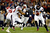 Matt Schaub #8 of the Houston Texans hands the ball off to Arian Foster #23 during the 2013 AFC Divisional Playoffs game at Gillette Stadium on January 13, 2013 in Foxboro, Massachusetts.  (Photo by Jared Wickerham/Getty Images)