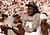 Alabama Crimson Tide running back Eddie Lacy holds the trophy after his team defeated the Notre Dame Fighting Irish in the NCAA BCS National Championship college football game in Miami, Florida, January 7, 2013. REUTERS/Mike Segar