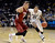 University of Colorado's Andre Roberson dribbles past Dwight Powell during a game against Stanford on Thursday, Jan. 24, at the Coors Event Center on the CU campus in Boulder. Jeremy Papasso/ Camera