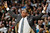 Boston Celtics coach Doc Rivers gestures to referees that the Celtics should be awarded three points on a shot against the Denver Nuggets in the third quarter of the Nuggets' 97-90 victory in an NBA basketball game in Denver on Tuesday, Feb. 19, 2013. (AP Photo/David Zalubowski)