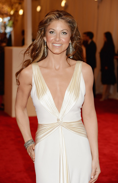 Description of . Dylan Lauren attends the Costume Institute Gala for the
