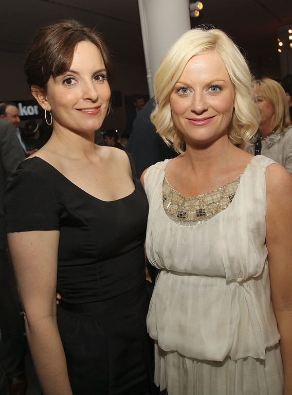 Description of . The 2013 Golden Globe Awards Nominations were announced on December 13, 2012 in Los Angeles, California.  Tina Fey and Amy Poehler will co-host the Golden Globes awards on January 13, 2013 with actress Jodie Foster receiving the Cecil B. DeMille Award. NEW YORK - APRIL 23:  Actresses Tina Fey and Amy Poehler attend the after-party for The 2008 Tribeca Film Festival  premiere of
