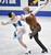 Meryl Davis and Charlie White of USA skate in the Ice Dance Short Dance during day one of the ISU Four Continents Figure Skating Championships at Osaka Municipal Central Gymnasium on February 8, 2013 in Osaka, Japan.  (Photo by Atsushi Tomura/Getty Images)