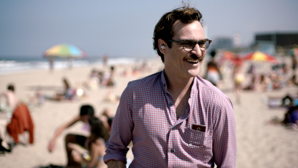 ". 2014 Academy Award Nominee for Best Picture: ""Her.\"" (AP Photo/Warner Bros. Pictures, File)"