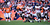 Denver Broncos wide receiver Demaryius Thomas #88 pulls in a first down catch during the second half.  The Denver Broncos vs The Tampa Bay Buccaneers at Sports Authority Field Sunday December 2, 2012. AAron  Ontiveroz, The Denver Post