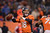 Denver Broncos quarterback Peyton Manning (18) makes a pass in the third quarter as the Denver Broncos took on the Kansas City Chiefs at Sports Authority Field at Mile High in Denver, Colorado on December 30, 2012. John Leyba, The Denver Post