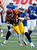 Iowa State tight end Ernst Brun Jr. (84) is tackled by Tulsa defensive back Dexter McCoil (26) following a short pass reception during the first quarter of the Liberty Bowl NCAA college football game in Memphis, Tenn., Monday, Dec. 31, 2012. (AP Photo/Rogelio V. Solis)