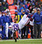 Fred Jackson #22 of the Buffalo Bills braces his fall after running against the St. Louis Rams at Ralph Wilson Stadium on December 9, 2012 in Orchard Park, New York. St Louis won 15-12.  (Photo by Rick Stewart/Getty Images)