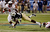 Receiver Breshad Perriman #81 of the Central Florida Knights dives for extra yardage in front of defenders Travis Freeman #8 and Jason Pinkston #6 of the Ball State Cardinals during the Beef 'O' Brady's St Petersburg Bowl Game at Tropicana Field on December 21, 2012 in St Petersburg, Florida.  (Photo by J. Meric/Getty Images)