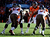 Denver Broncos quarterback Peyton Manning #18 takes a snap in the first quarter.  The Denver Broncos vs The Tampa Bay Buccaneers at Sports Authority Field Sunday December 2, 2012. Tim Rasmussen, The Denver Post