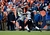 Denver Broncos wide receiver Demaryius Thomas (88) gets taken down by Baltimore Ravens cornerback Cary Williams (29) during the first quarter.  The Denver Broncos vs Baltimore Ravens AFC Divisional playoff game at Sports Authority Field Saturday January 12, 2013. (Photo by Hyoung Chang,/The Denver Post)