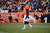 Denver Broncos kicker Matt Prater (5) walks off the field after missing a field goal in the second quarter.  The Denver Broncos vs Baltimore Ravens AFC Divisional playoff game at Sports Authority Field Saturday January 12, 2013. (Photo by Tim Rasmussen,/The Denver Post)
