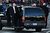 A Secret Service vehicle escorts President Barack Obama and First Lady Michelle Obama's motorcade during the inauguration parade on January 21, 2013 in Washington, DC. President Obama was ceremonially sworn in for a second term office during a public ceremony at the U.S. Capitol building.  (Photo by John Moore/Getty Images)