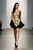 A model walks the runway at the Andressa Leao show during Nolcha Fashion Week New York 2013 presented by RUSK at Pier 59 Studios on February 13, 2013 in New York City.  (Photo by Brian Ach/Getty Images for Nolcha Fashion Week 2013)