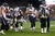 FOXBORO, MA - DECEMBER 10: Arian Foster #23 of the Houston Texans celebrates after scoring a touchdown in the third quarter against the New England Patriots during the game at Gillette Stadium on December 10, 2012 in Foxboro, Massachusetts. (Photo by Jared Wickerham/Getty Images)