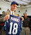 Peyton Manning, Tennessee Selected first overall by the Colts in 1998 Manning's resume is already Hall of Fame-ready as he enters his 16th NFL season overall, and second with the Broncos. A four-time AP NFL MVP, 12-time Pro Bowler and six times a First-Team All-Pro, Manning is the NFL's active leader in pass completions (5,082), yards (59,487) and touchdowns (436). His career record as a starter is 154-70, and he has one Super bowl win, in 2006 with Indianapolis. GRADE: A+. Duh.