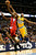 Denver Nuggets small forward Corey Brewer (13) defends Los Angeles Clippers power forward Lamar Odom (7) during the second half of the Nugget's 92-78 win at the Pepsi Center on Tuesday, January 1, 2013. AAron Ontiveroz, The Denver Post