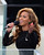Singer Beyoncé performs the National Anthem during the 57th Presidential Inauguration ceremonial swearing-in at the US Capitol on January 21, 2013 in Washington, DC.  EMMANUEL DUNAND/AFP/Getty Images