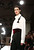 LONDON, ENGLAND - JANUARY 07:  Erin O'Connor on the catwalk during the Hackett London show at the London Collections: MEN AW13 at St Paul's Cathedral on January 7, 2013 in London, England.  (Photo by Tim Whitby/Getty Images)