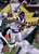 TCU Frogs quarterback Trevone Boykin (2) throws against Michigan State during the first half of the Buffalo Wild Wings Bowl NCAA college football game, Saturday, Dec. 29, 2012, in Tempe, Ariz. (AP Photo/Matt York)
