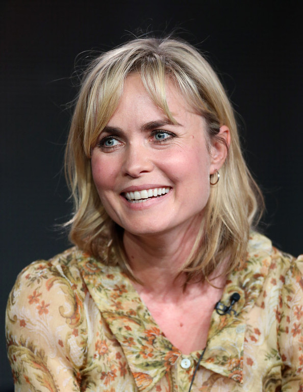 Description of . Actress Radha Mitchell of