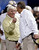 Central Florida coach George O'Leary, left, gestures to an assistant coach during the third quarter of the Beef 'O' Brady's Bowl NCAA college football game against Ball State on Friday, Dec. 21, 2012, in St Petersburg, Fla. UCF won 38-17. (AP Photo/Chris O'Meara)