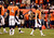 Denver Broncos kicker Matt Prater #5 reacts to missing a field goal during the second half.  The Denver Broncos vs The Tampa Bay Buccaneers at Sports Authority Field Sunday December 2, 2012. John Leyba, The Denver Post