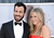 Actors Justin Theroux and Jennifer Aniston arrive at the Oscars at Hollywood & Highland Center on February 24, 2013 in Hollywood, California.  (Photo by Jason Merritt/Getty Images)