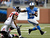 Joique Bell #35 of the Detroit Lions tries to get around the tackle of Robert McClain #27 of the Atlanta Falcons after a second quarter catch at Ford Field on December 22, 2012 in Detroit, Michigan. (Photo by Gregory Shamus/Getty Images)