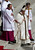 Pope Francis arrives from Saint Peter's Basilica for his inaugural mass at the Vatican, March 19, 2013. Pope Francis celebrates his inaugural mass on Tuesday among political and religious leaders from around the world and amid a wave of hope for a renewal of the scandal-plagued Roman Catholic Church.              REUTERS/Stefano Rellandini