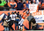 Denver Broncos wide receiver Brandon Stokley (14) makes a 15-yard touchdown catch in the first quarter. The Denver Broncos vs Baltimore Ravens AFC Divisional playoff game at Sports Authority Field Saturday January 12, 2013. (Photo by Joe Amon,/The Denver Post)