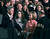 President Clinton is sworn in for his second term Monday, Jan. 20, 1997, in Washington by Chief Justice of the United States William Rehnquist as his wife Hillary and daughter Chelsea look on. (AP Photo/Doug Mills)