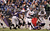 Denver Broncos quarterback Peyton Manning (18) throws down field during the third quarter against the Baltimore Ravens Sunday, December 16, 2012 at M&T Bank Stadium. John Leyba, The Denver Post