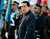 A photo taken on July 03, 2012 shows Venezuelan President Hugo Chavez walking during a promotion ceremony in Caracas. President Hugo Chavez returned to Venezuela early on February 18, 2013 after spending more than two months in Cuba for cancer surgery and treatment, announcing his surprise homecoming via Twitter. JUAN BARRETO/AFP/Getty Images