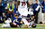 Dont'a Hightower #54 of the New England Patriots tackles DeVier Posey #11 of the Houston Texans during the 2013 AFC Divisional Playoffs game at Gillette Stadium on January 13, 2013 in Foxboro, Massachusetts.  (Photo by Jared Wickerham/Getty Images)