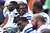 Dallas Cowboys players look on from the bench area during the game against the Cincinnati Bengals at Paul Brown Stadium on December 9, 2012 in Cincinnati, Ohio. (Photo by Joe Robbins/Getty Images)