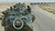 U.S. Marines from Task Force Tarawa roll through the Iraqi countryside in their armored assault vehicles March 22, 2003 on their way to an objective in Iraq. U.S. and British forces continued to fight in Iraq as they tried to topple the regime of Iraqi President Saddam Hussein. (Photo by Joe Raedle/Getty Images)