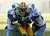 Greg Jennings #85 of the Green Bay Packers hangs onto the ball as he is hit by Coty Sensabaugh #24 (L) and Alterraun Verner #20 of the Tennessee Titans at Lambeau Field on December 23, 2012 in Green Bay, Wisconsin. The Packers defeated the Titans 55-7. (Photo by Jonathan Daniel/Getty Images)