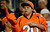 Broncos fans keep the spirit alive during the fourth quarter.  The Denver Broncos vs The Tampa Bay Buccaneers at Sports Authority Field Sunday December 2, 2012. John Leyba, The Denver Post
