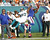 T.J. Graham #11 of the Buffalo Bills catches the ball while being defended by Bryan McCann #23 of the Miami Dolphins on December 23, 2012 at Sun Life Stadium in Miami Gardens, Florida. The Dolphins defeated the Bills 24-10. (Photo by Joel Auerbach/Getty Images)