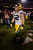 Outside linebacker Clay Matthews #52 of the Green Bay Packers walks off the field after being defeated by the San Francisco 49ers during the NFC Divisional Playoff Game at Candlestick Park on January 12, 2013 in San Francisco, California.  (Photo by Thearon W. Henderson/Getty Images)